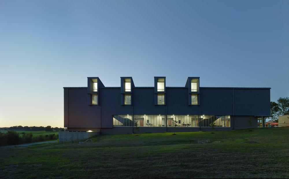 JOBIE L. MARTIN CLASSROOM BUILDING