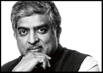 Nandan Nilekani  Featured Speaker, Co-Founder of Infosys