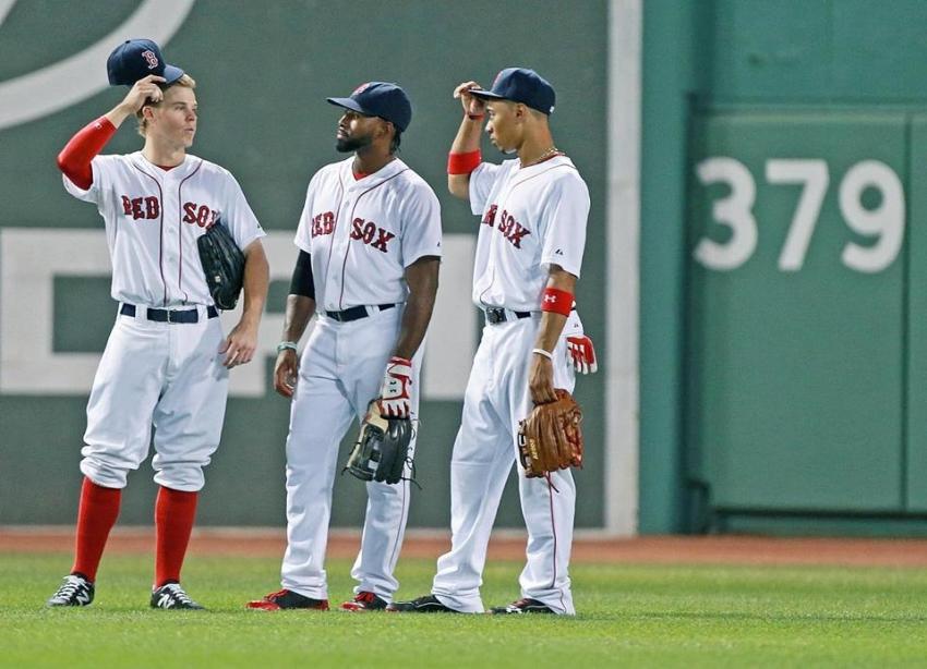 Photo is courtesy of the Boston Globe