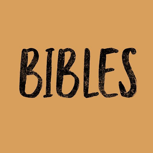 We have been passing out FREE BIBLES to new believers like hot cakes!  We are looking for some partners who would like to send us some Bibles!  Message us if you are interested 😀