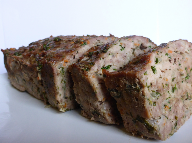 Two-Meat Loaf | Personally Paleo