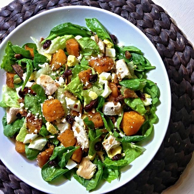 Autumn Squash Salad   Personally Paleo