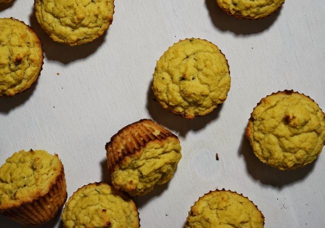 Lemon Lavender Muffins (Nut Free, Paleo) | Personally Paleo