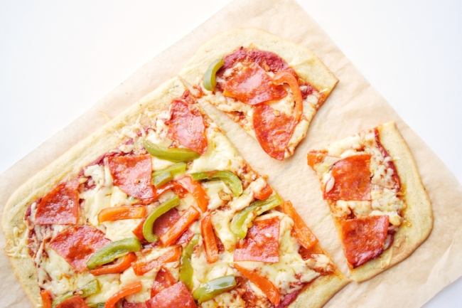 Flatbread Pizza Crust | Personally Paleo