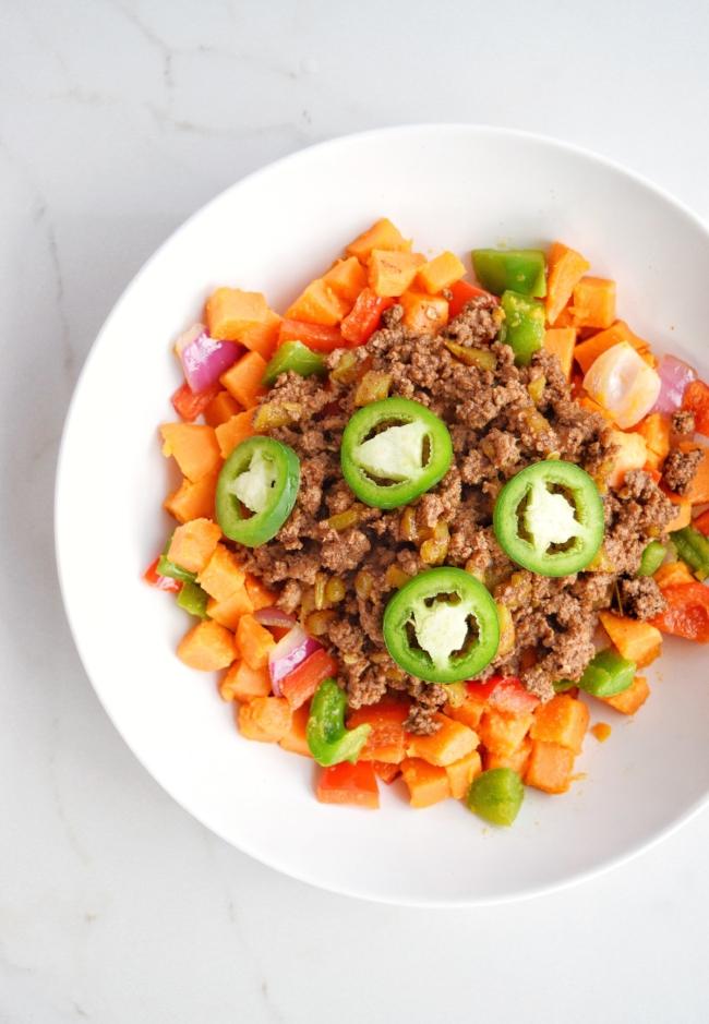 Healthy Taco Bowls | Personally Paleo