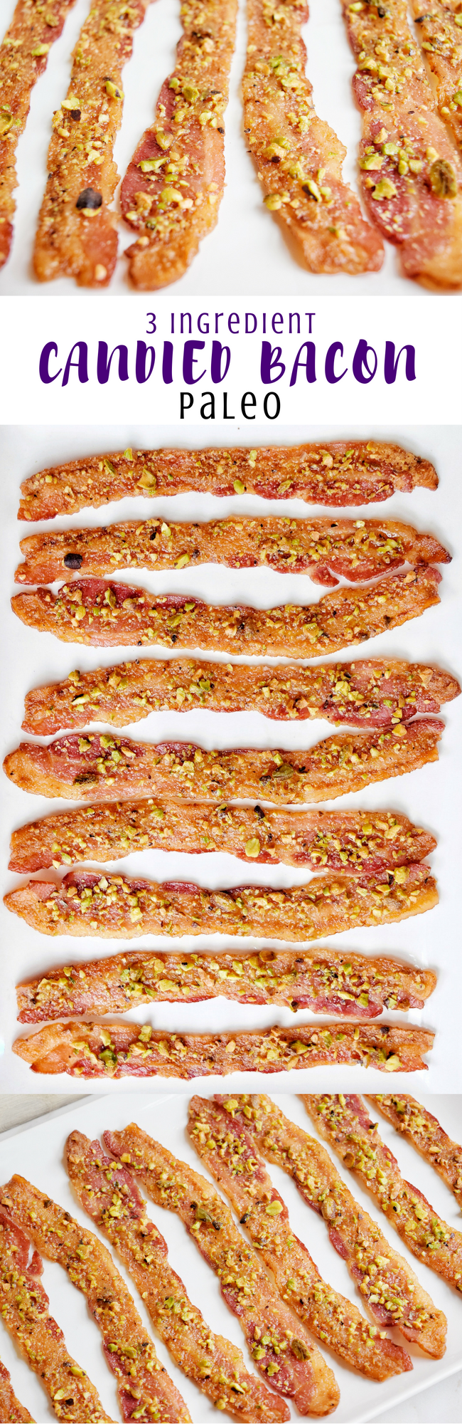 Paleo Candied Bacon | Personally Paleo