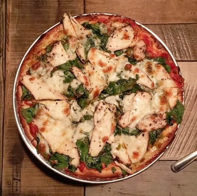 Patxi's Pizza, Denver, CO [GF + Paleo Travels] | Personally Paleo