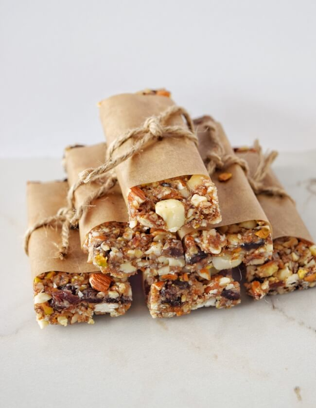 Best Ever Grain Free Granola Bars (Paleo) | Personally Paleo
