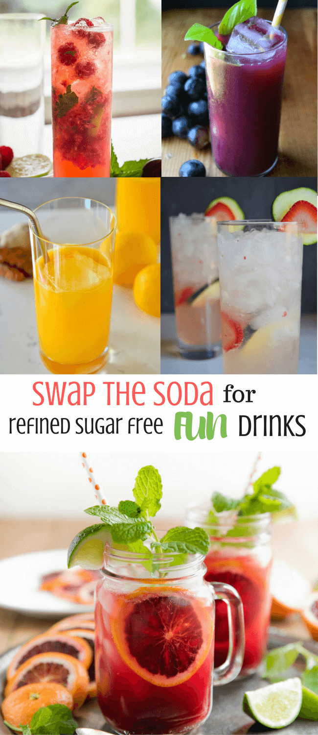 Swap out the Soda for these Healthy Drinks | Personally Paleo