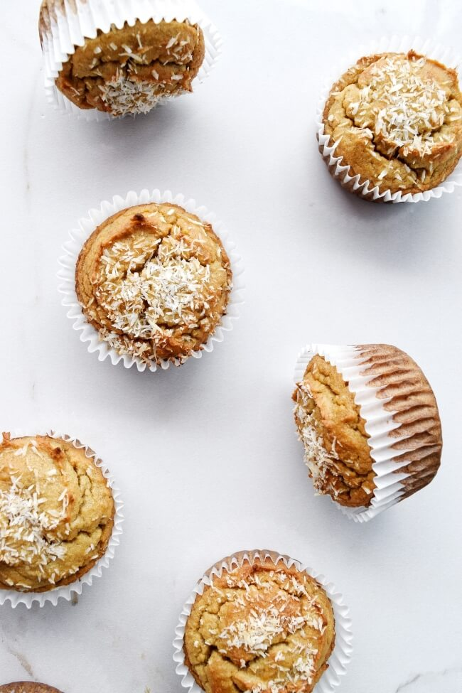 Dairy Free Banana Bread Muffins (Paleo, Gluten Free) | Personally Paleo