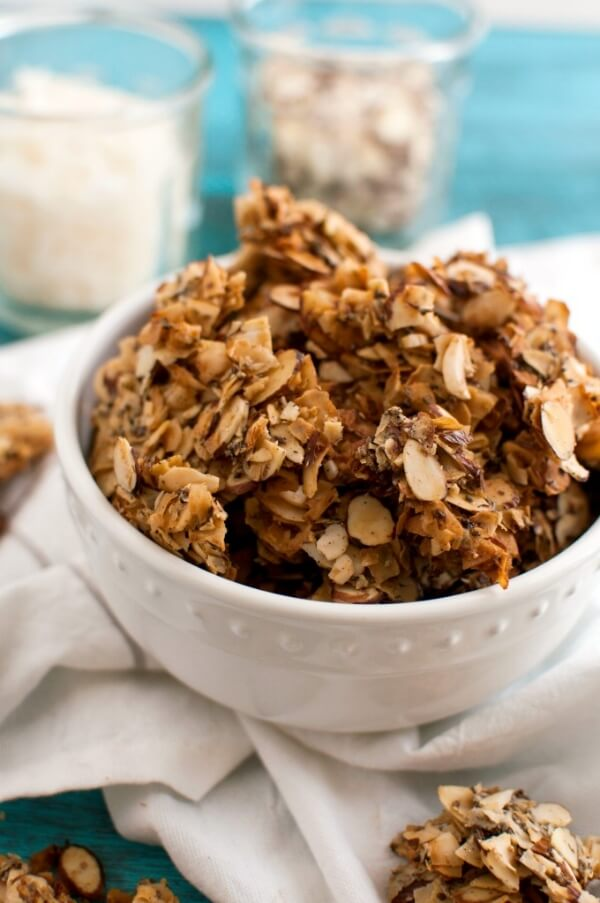 Snack Clusters | The Organic Dietician