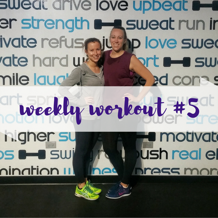 Weekly Workout #5 | Personally Paleo