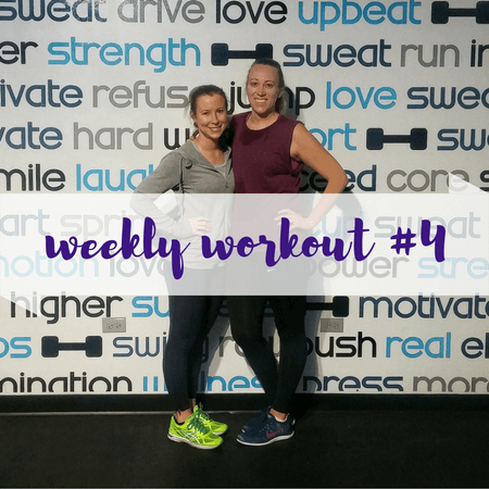 Weekly Workout #4 | Personally Paleo