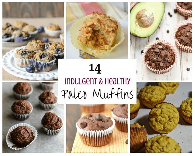 14 Healthy + Indulgent Paleo Muffins | Personally Paleo