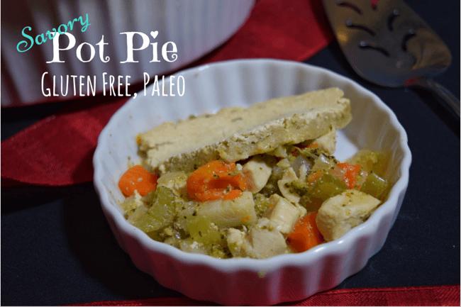 Savory Pot Pie with Herbed Cassava Flour Crust (Gluten Free) | Personally Paleo