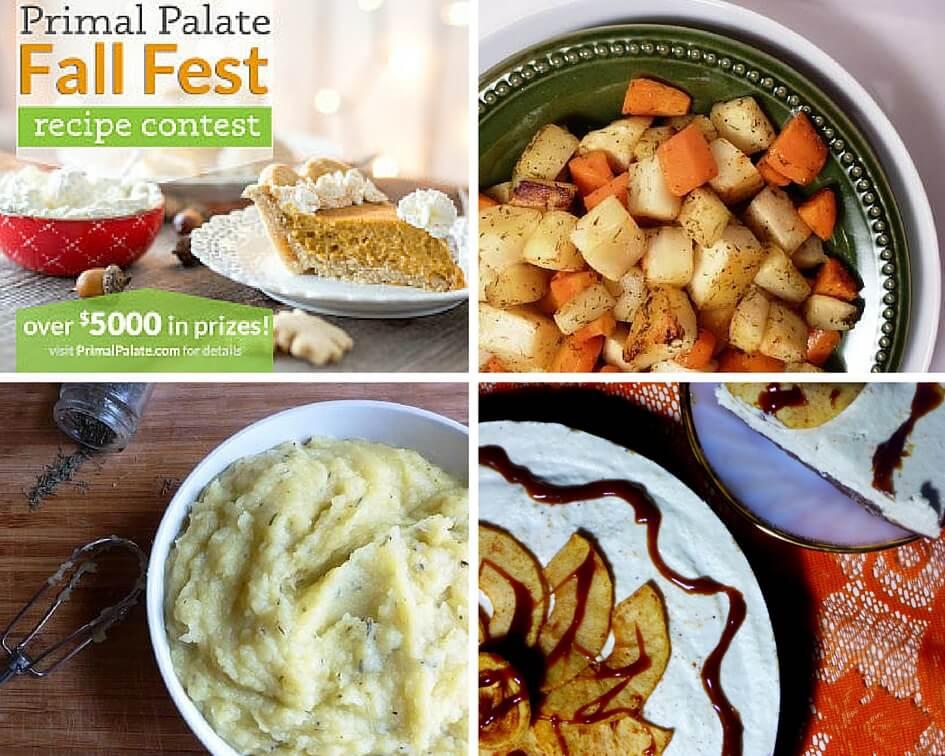 Fall Fest Recipe Contest - Please Vote! | Personally Paleo