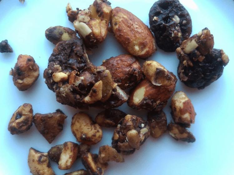 Close-up: Crunch Noir Granola