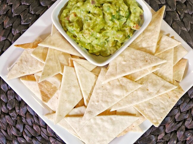 Grain Free Tortilla Chips | Personally Paleo