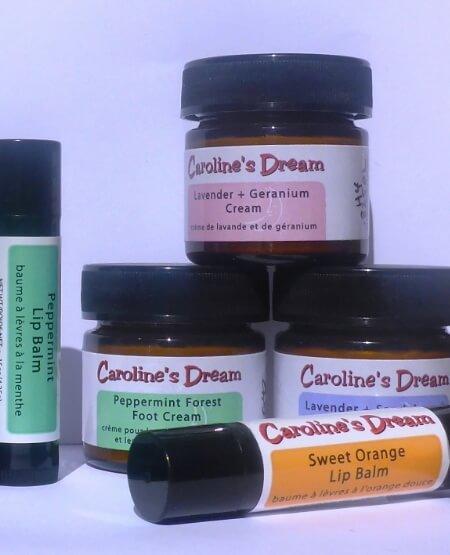 Carolines Dream Natural Skincare