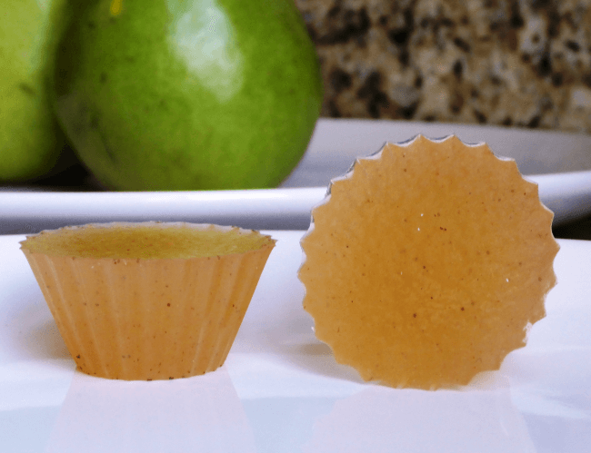 3 Ingredient Paleo Pear Gummies | Personally Paleo