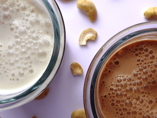 Homemade Cashew Milk | Personally Paleo