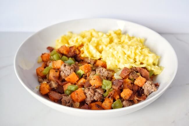 Paleo Rosemary Breakfast Hash