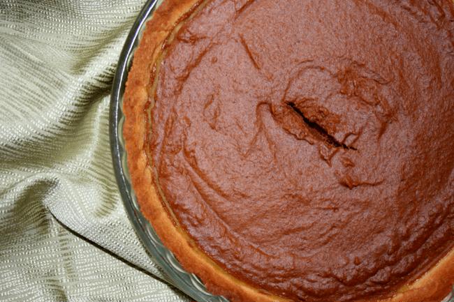 Paleo Pumpkin Pie | Personally Paleo