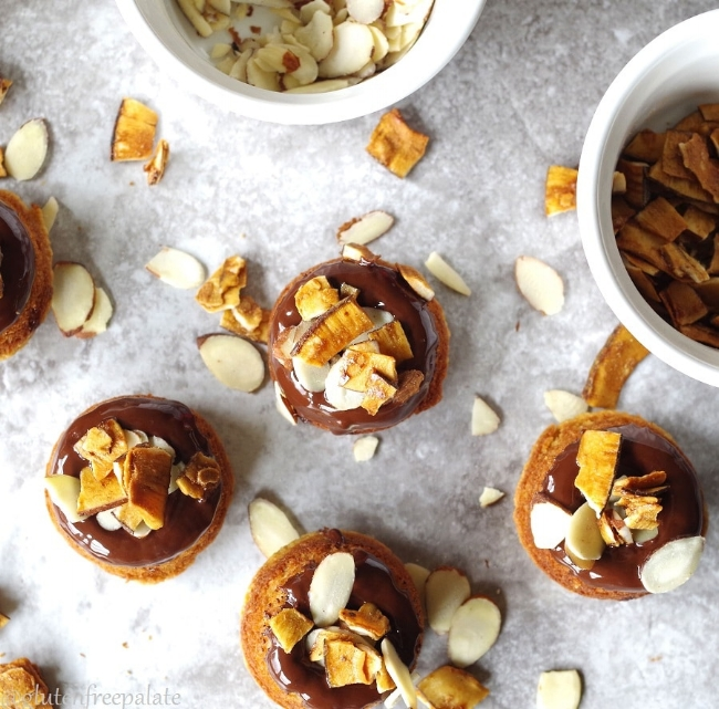 Paleo Almond Joy Donuts | Gluten Free Palate