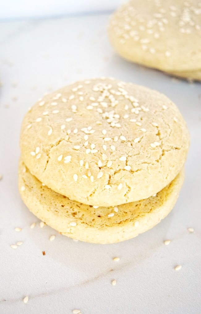 Grain Free Sandwich Buns   Personally Paleo