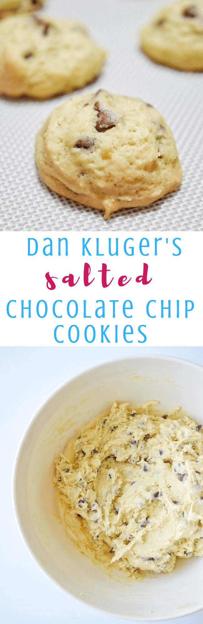Dan Kluger's Salted Chocolate Chip Cookies (OXO + Cookies for Kids' Cancer Campaign) | Personally Paleo