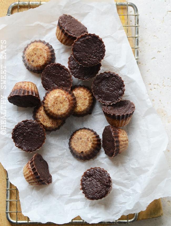 Almond Joy Bites | Healthy Sweet Eats