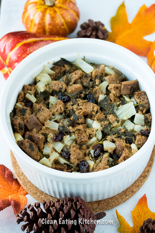 Instant Pot Stuffing | Clean Eating Kitchen
