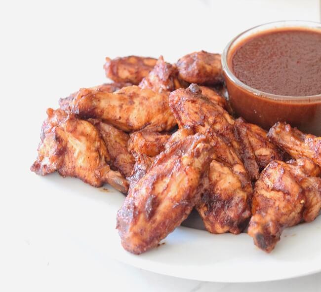 Gluten Free Red Wine BBQ Wings | Personally Paleo