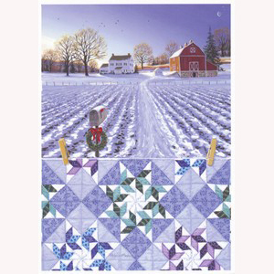 Quilting Christmas Cards, A great gift!