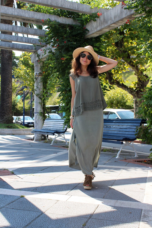 boho look street style