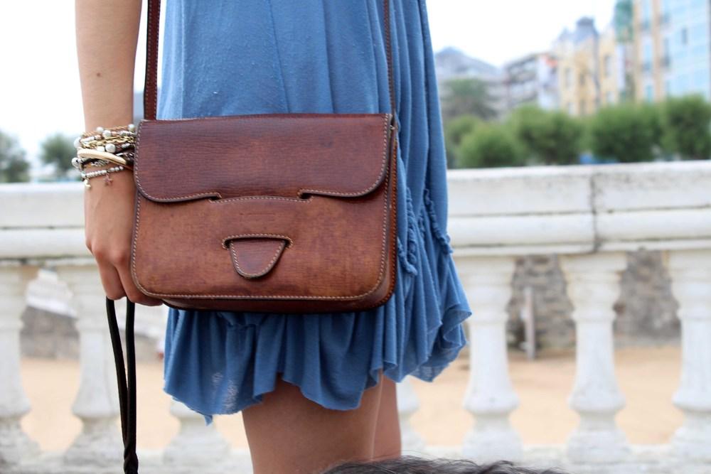 street style flue summer dress
