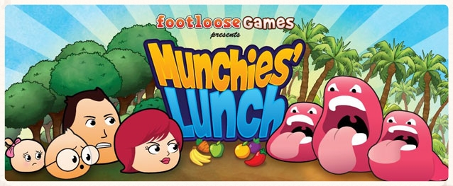 Munchies' Lunch is a puzzle adventure game released on the iPhone, iPad and PC.