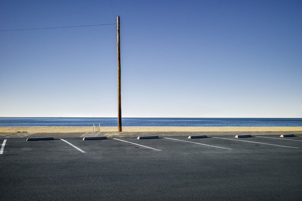 Beach Parking, Santa Monica, CA