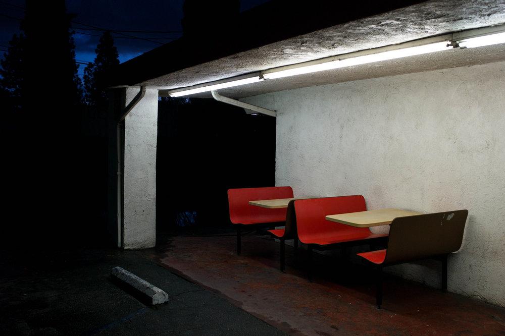Glendale Diner, CA