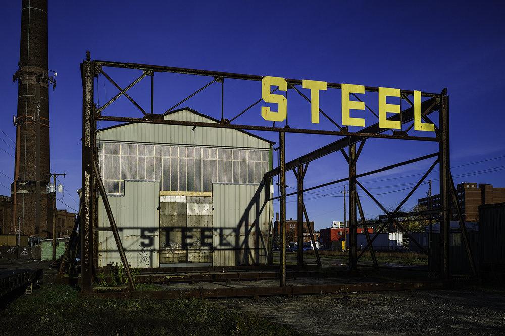 Steel, Western Mass