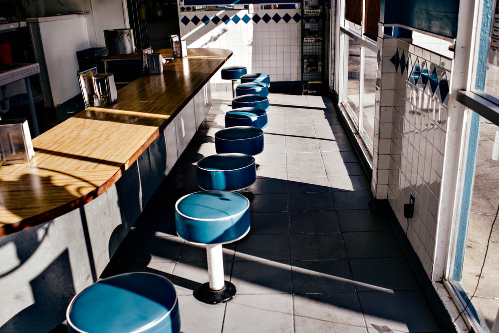Stools, Palm Springs