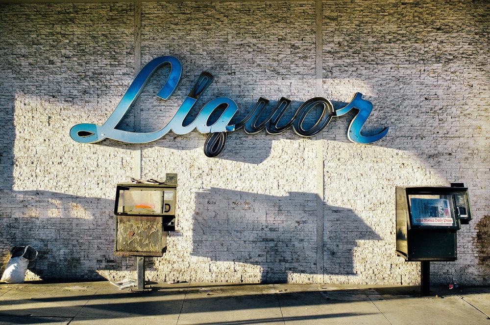 Liquor, Santa Monica