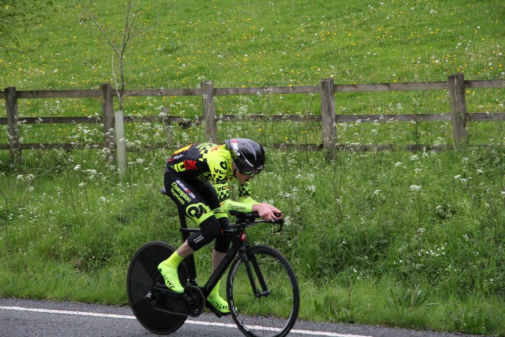 Wellington wheelers time trial
