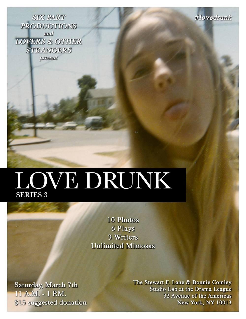 Love Drunk Series 3