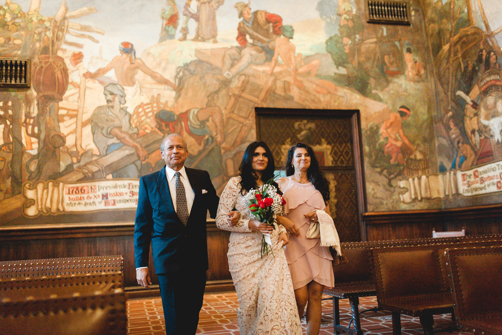 santa barbara creative wedding photography