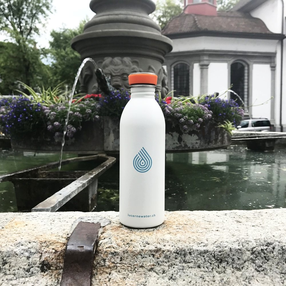 Lucerne Water Bottle