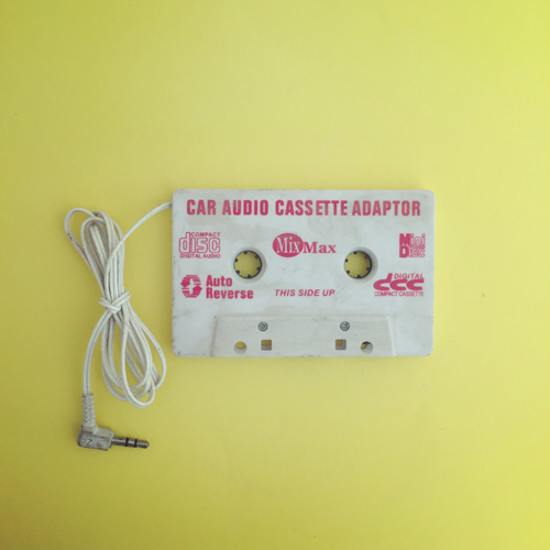 Tinker Friday - Cassette Adaptor