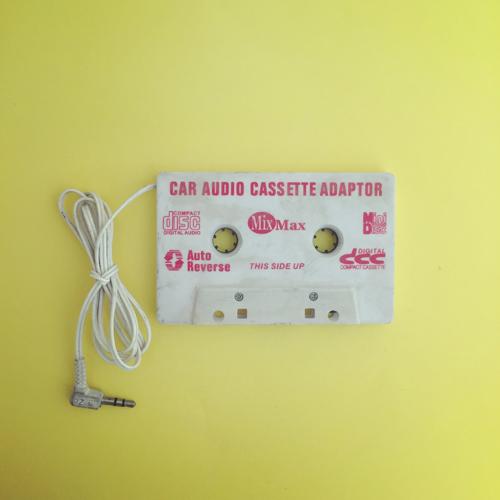 Tinker Friday - Cassette Adaptor