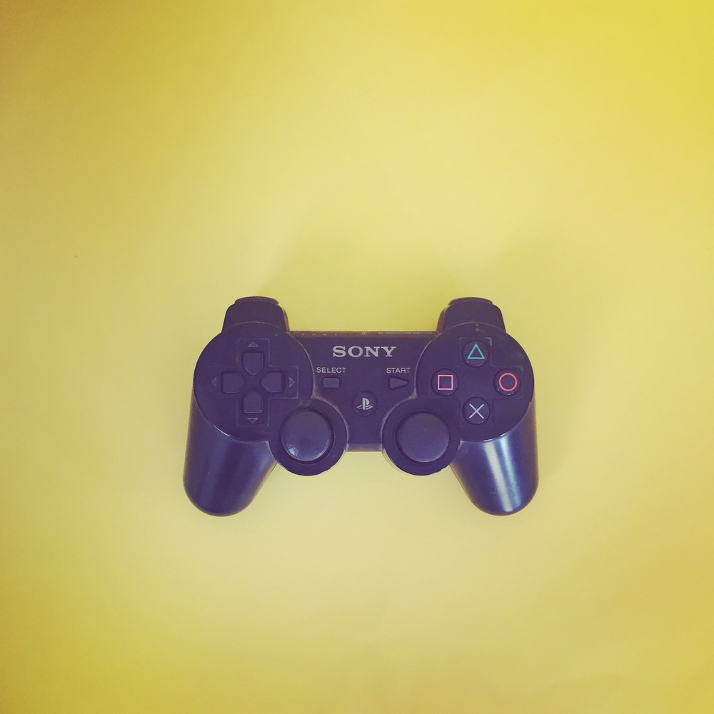 sony ps3 controller tinker friday by dina amin