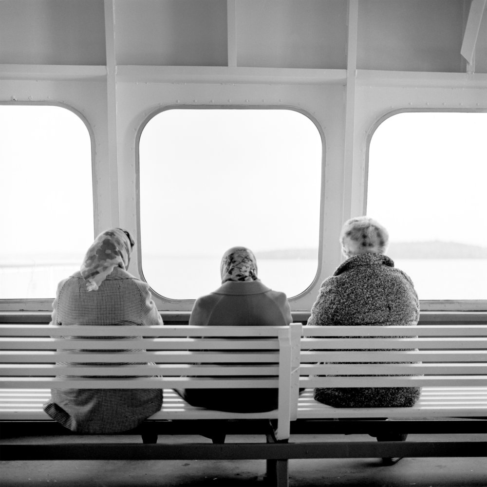 Ferry Riders, Seattle, 1983